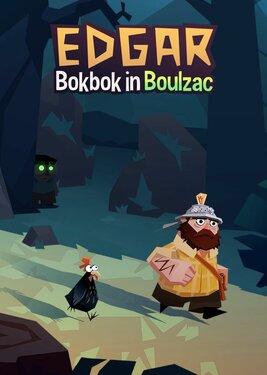 Edgar - Bokbok in Boulzac постер (cover)