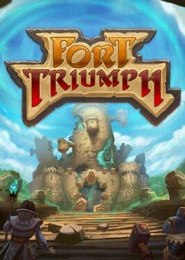 Fort Triumph постер (cover)