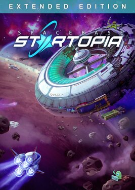 Spacebase Startopia - Extended Edition постер (cover)