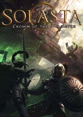 Solasta: Crown of the Magister постер (cover)