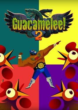 Guacamelee! 2 постер (cover)
