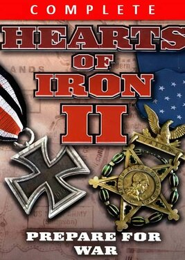 Hearts of Iron 2 - Complete