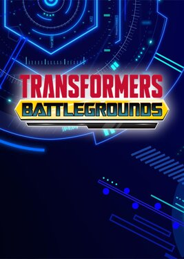 TRANSFORMERS: BATTLEGROUNDS постер (cover)