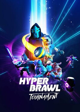 HyperBrawl Tournament постер (cover)