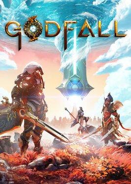 Godfall постер (cover)