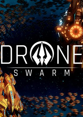 Drone Swarm постер (cover)
