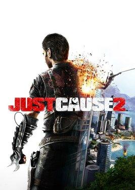 Just Cause 2 постер (cover)