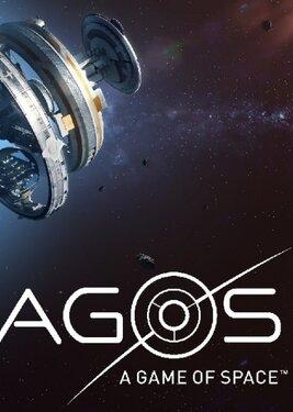 AGOS - A Game Of Space постер (cover)