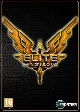 Elite: Dangerous постер (cover)