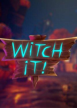 Witch It постер (cover)