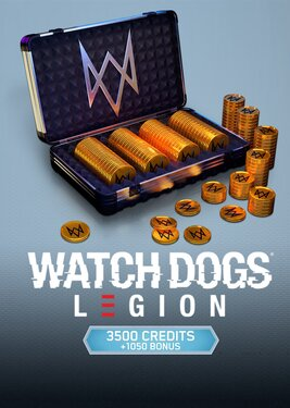Watch Dogs: Legion - 4550 WD Credits Pack