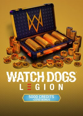 Watch Dogs: Legion - 7250 WD Credits Pack постер (cover)
