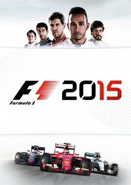 F1 2015 постер (cover)
