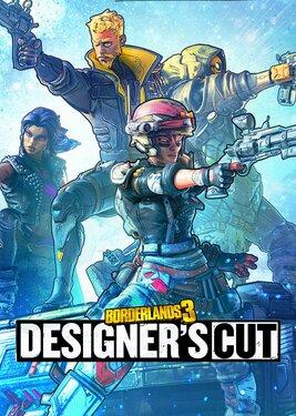 Borderlands 3 - Designer's Cut постер (cover)