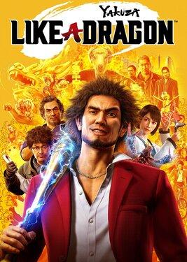 Yakuza: Like a Dragon постер (cover)