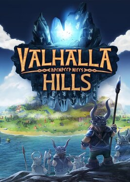 Valhalla Hills постер (cover)