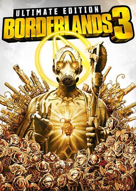 Borderlands 3 - Ultimate Edition постер (cover)