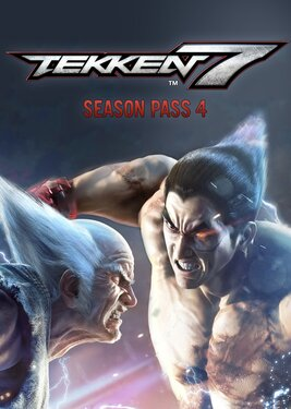 TEKKEN 7 - Season Pass 4 постер (cover)