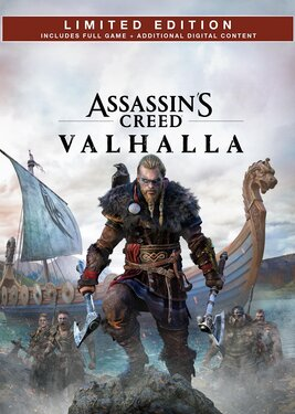Assassin's Creed: Valhalla - Limited Edition постер (cover)