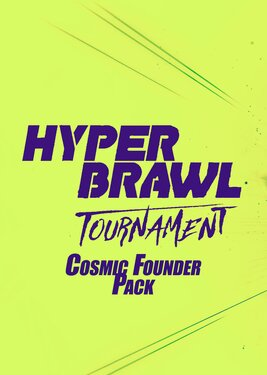 HyperBrawl Tournament - Cosmic Founder Pack