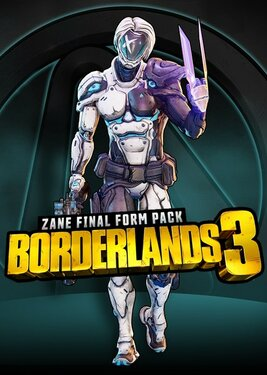 Borderlands 3 - Zane Final Form Pack постер (cover)