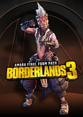 Borderlands 3 - Amara Final Form Pack