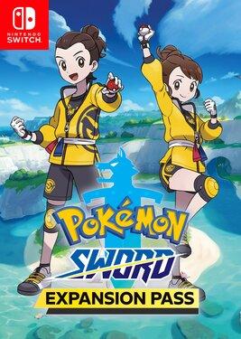 Pokemon Sword + Expansion Pass постер (cover)