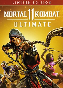 Mortal Kombat 11: Ultimate - Limited Edition постер (cover)