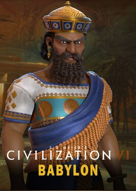 Sid Meier's Civilization VI - Babylon Pack постер (cover)