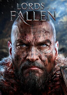 Lords of the Fallen постер (cover)