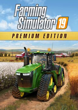 Farming Simulator 19 - Premium Edition постер (cover)