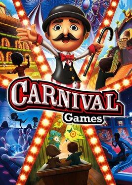 Carnival Games постер (cover)