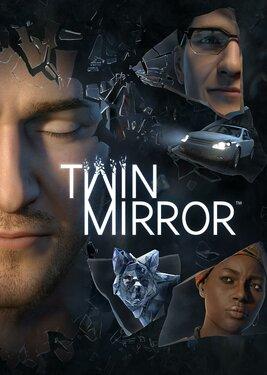 Twin Mirror постер (cover)