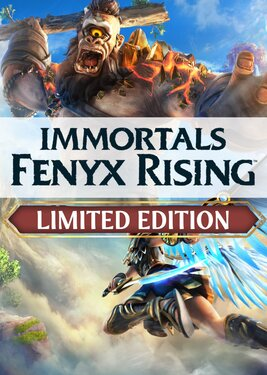 Immortals Fenyx Rising - Limited Edition