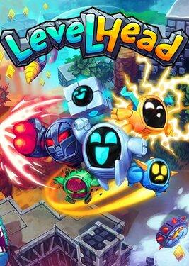 Levelhead постер (cover)