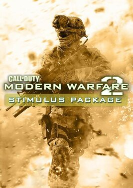 Call of Duty: Modern Warfare 2 - Stimulus Package постер (cover)