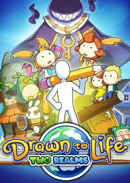 Drawn to Life: Two Realms постер (cover)