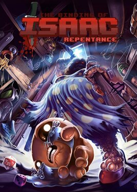The Binding of Isaac: Repentance постер (cover)