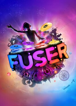 FUSER постер (cover)