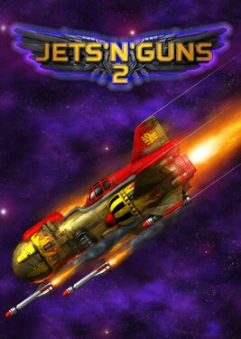 Jets'n'Guns 2 постер (cover)