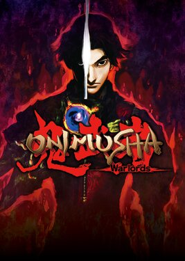 Onimusha: Warlords постер (cover)