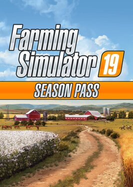 Farming Simulator 19 - Season Pass постер (cover)