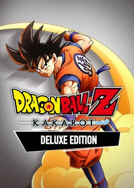 Dragon Ball Z: Kakarot - Deluxe Edition постер (cover)