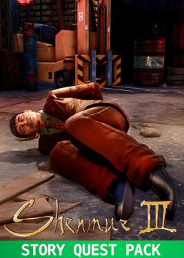 Shenmue III - Story Quest Pack постер (cover)