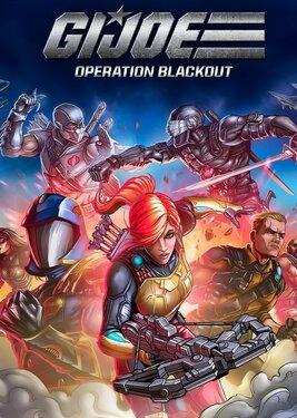 G.I. Joe: Operation Blackout постер (cover)