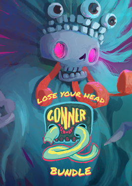 GONNER2 - Lose Your Head Bundle постер (cover)