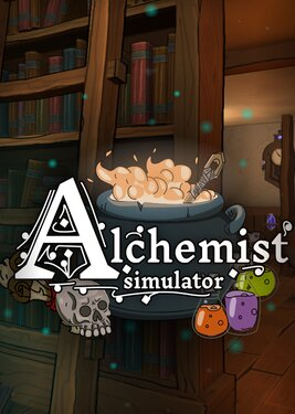 Alchemist Simulator постер (cover)