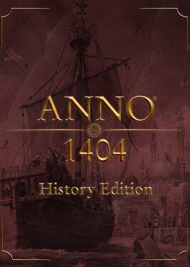 Anno 1404 - History Edition постер (cover)