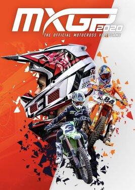 MXGP 2020 постер (cover)