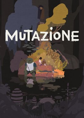 Mutazione постер (cover)